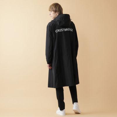 【WEB限定】オーバーサイズフーデッドコート