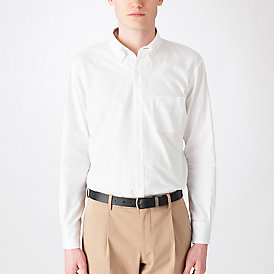 ロイヤルオックスボタンダウンシャツ