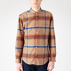 ヴィンテージクレストブリッジチェックシャツ