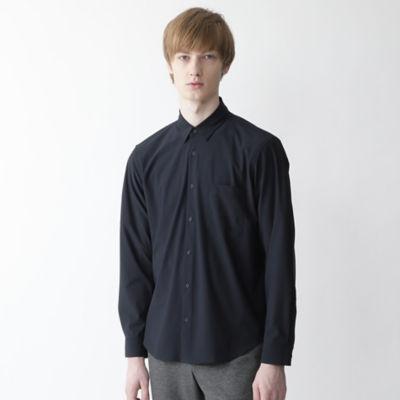 【BLACK lab.】ソリッドジャージーシャツ