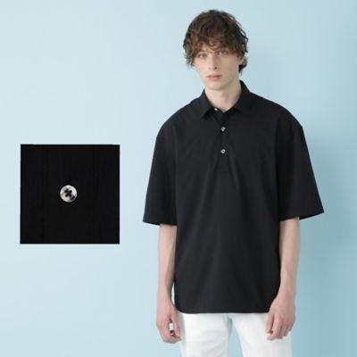 【WEB限定】ウォーターリペレントオーバーサイズプルオーバーシャツ