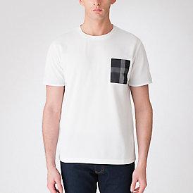ハイゲージサッカーポケットTシャツ