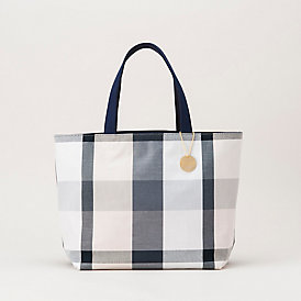 Blue Label Crestbridge bags by Burberry - Reversible Canvas Tote