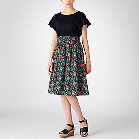 トロピカルフラワーPt.ドレス